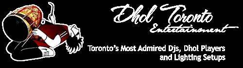 Dhol Toronto Logo